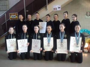 2011年度高校選抜女子