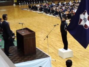 2012選手宣誓