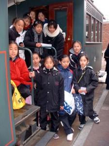 2004恒例の松山合宿(坊ちゃん列車)