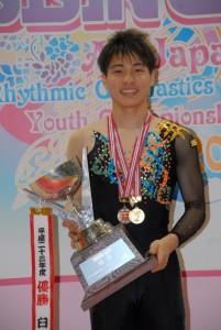 2012ユース三連覇