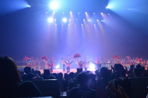 2013新体操公演フィナーレ
