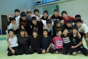 2010井原との合同合宿