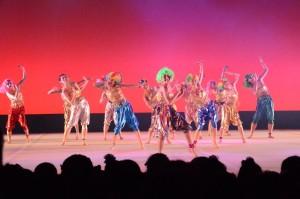 2013新体操公演オープニング