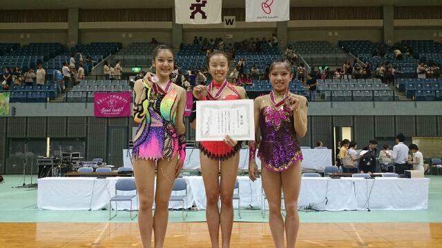 クラブ 選手権 新 体操 2019