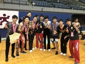 OKB体操クラブ選手&OB大活躍!